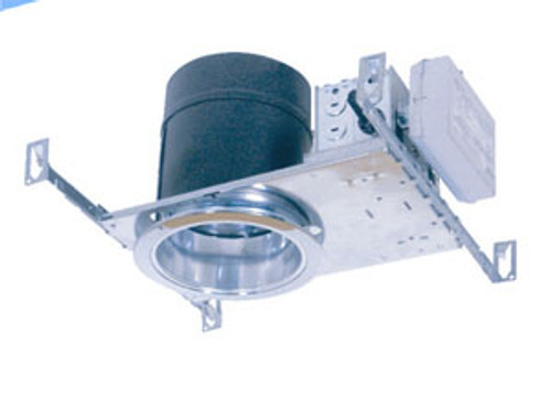 "6"" Ceramic Metal Halide Vertical CMH-T Lamp Flat Recessed Light Frame-in kit, 120V/277V Electronic MH Ballast, 70W(T4.5)"