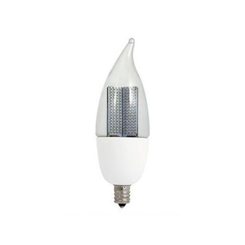 Euri Lighting 1W 2200K CA9.5 Directional LED Flame Bulb