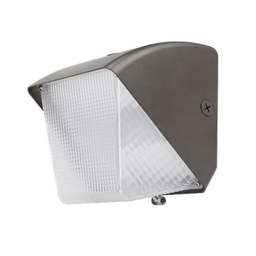 Small 30 Watt LED Open Face Wall Pack
