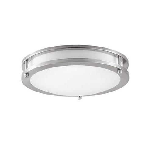 "Euri Lighting Indoor 12"" Round Ceiling Light, Integrated LED Fixture"