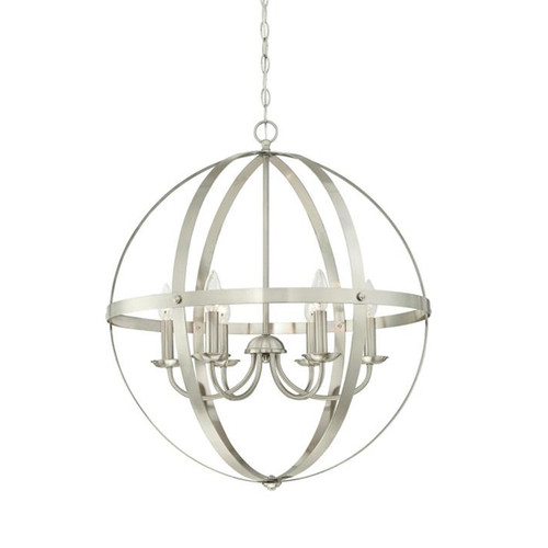 Westinghouse Stella Mira Six-Light Indoor Chandelier