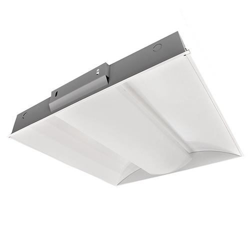 Mobern Lighting 1x4 LED Volumetric Recessed Luminaire