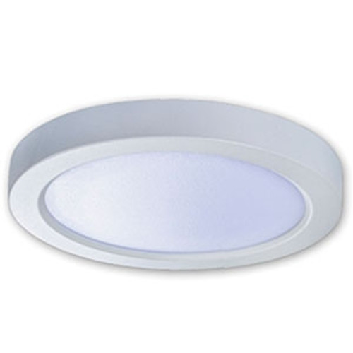 """Topaz LED Lighting 5""""-7"""" Inches Round Surface Mount Downlight CCT Selectable"""