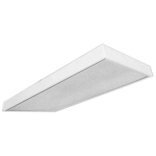 2 Lamp T8 1x4 Surface Mounted Troffer