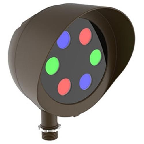 Westgate 15 Watt App Compatible RGBW Flood Light