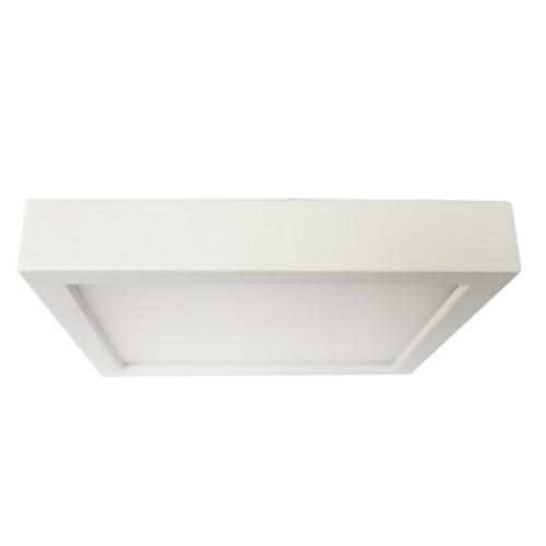 Westgate Square LED Flush Mount Surface Fixture 6 Inch