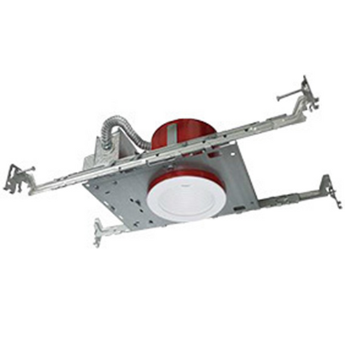 120~277 VAC, 4″ ICAirtight LED Recessed, Shallow 2 hours Fire Rated Down Light for New Construction