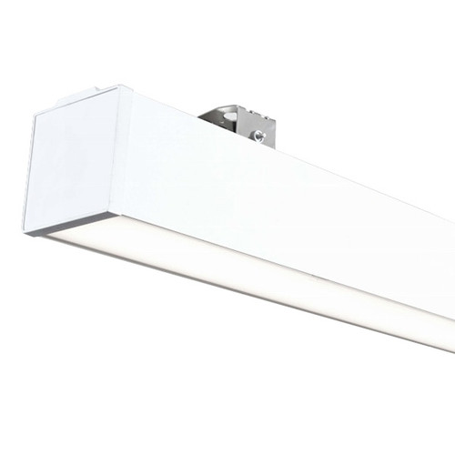 CWLLL Series LED Wet Location Linear Pendant, 8 Foot
