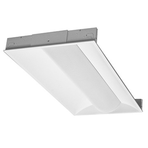 Westgate Perforated 2x4 LED Direct-Indirect Troffer Light
