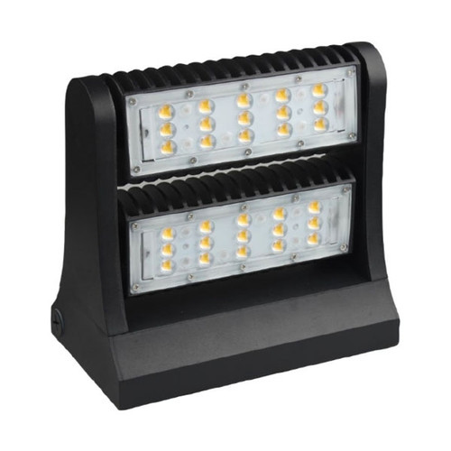 Falkor Lighting LED 360 Wall Pack Double Bar, 60W or 80W