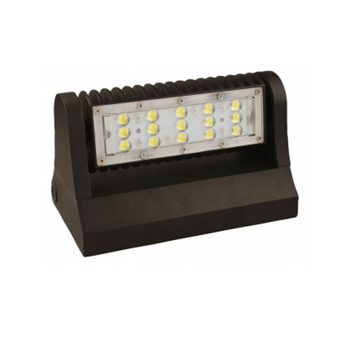 Falkor Lighting LED 360 Wall Pack Single Bar, 25W or 40W