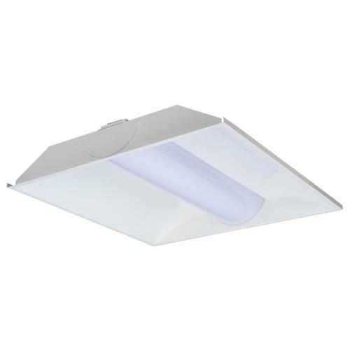 Topaz LED Lighting 2'x2' LED Volumetric Troffers Center Basket