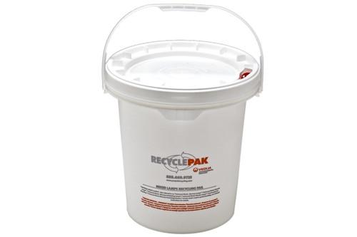 5 Gal Mixed Lamp Recycling Pail