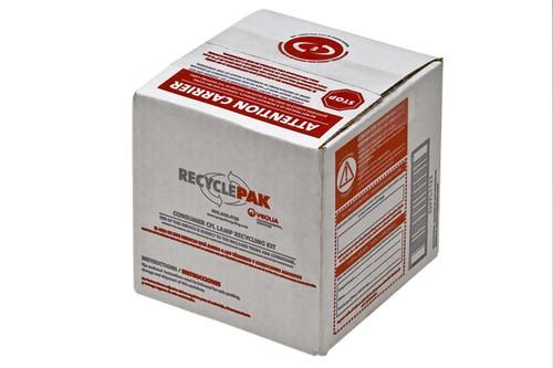 Consumer CFL Recycling Box