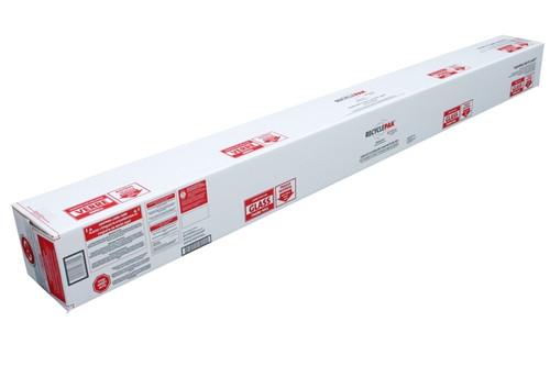 Large 8ft Fluorescent Lamp Recycling Box