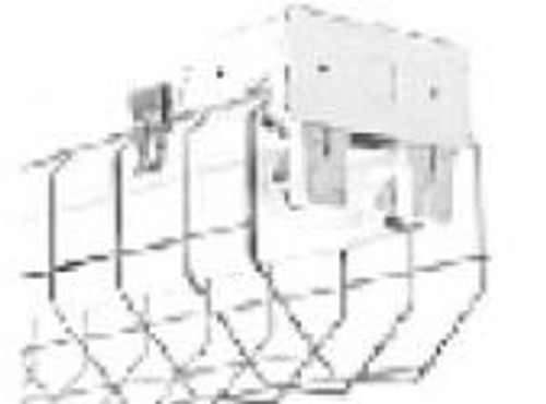 Wire Guard for TF-C Series Industrial Strip Fixture