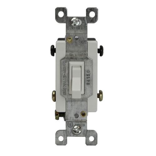 Enerlites Residential Grade Toggle Switch Four Way 15A, 120/277V