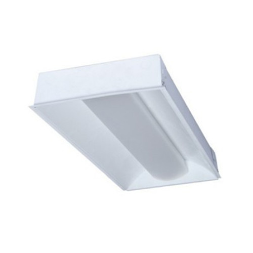 2'x2' LED Low Profile Center Basket Recessed or Surface Mount