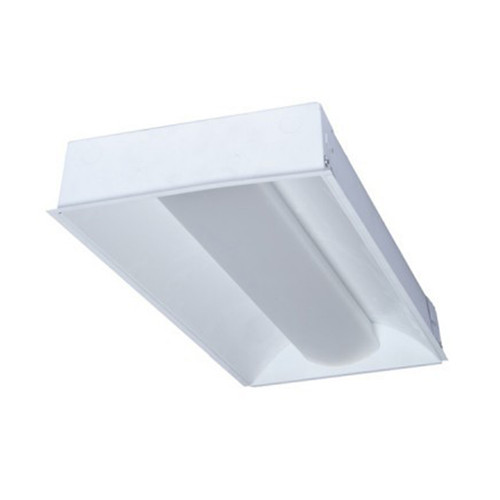 1x4 LED Low Profile Center Basket Recessed or Surface Mount