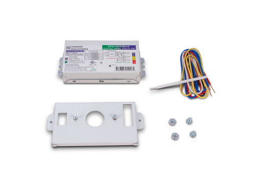 2 Lamp CF18DE Electronic Compact Ballast - EP2/18CF/MV/K2
