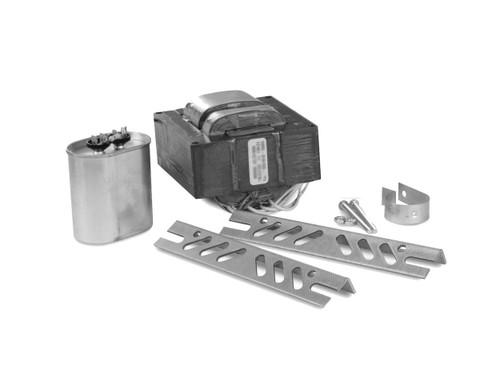 1500 Watt Quad Tap Metal Halide Ballast Kit - M-1500-4T-CWA-K