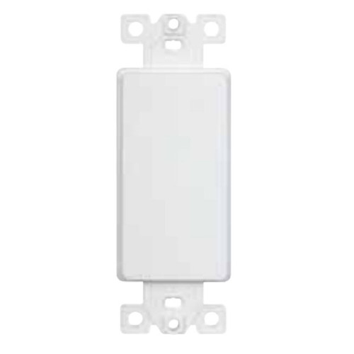 Enerlites 1-Gang Decorator Blank Adapter