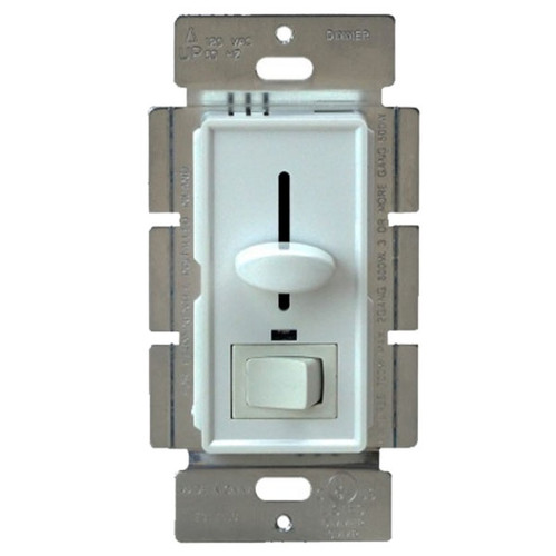 Enerlites Incandescent Slide Dimmer with On/Off Switch
