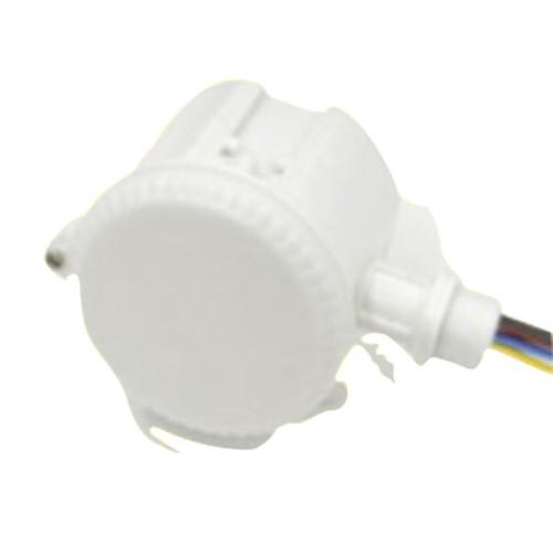 Energy Saving Motion Sensor with Stepdown Capability and Dusk to Dawn Photocell
