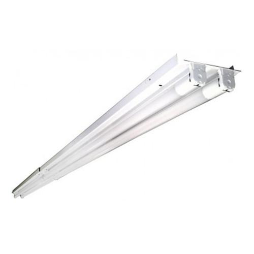 8-Foot Fluorescent Strip Channel LED Retrofit Kit