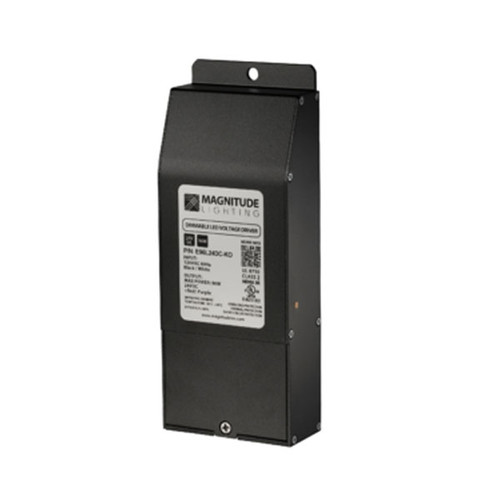 Magnitude Lighting E-Series LED Drivers Listed Enclosure with Junction Box