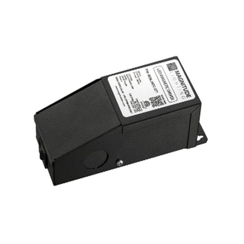 Magnitude Lighting M-Series LED Drivers Auto-Reset Breakers, 20W-150W Max Load