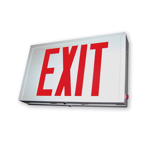 Steel Housing Universal SingleDouble Face Exit Sign