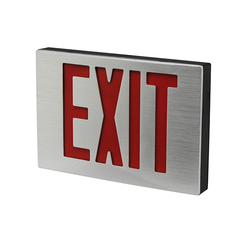 NYC Compliant Die-Cast Aluminum LED Exit Sign