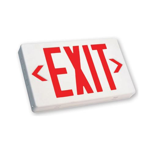 EZXTEU 120277V LED Exit Sign