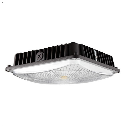 Mills 30W or 60W LED Parking Garage Light with Sensor and Emergency Battery Options