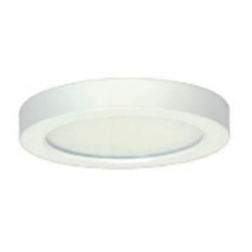 """7"""" White LED DOB Ceiling Puck Light"""