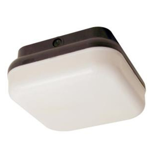 Sunlite LED 14 Watt Square Decorative Protek Outdoor Light Fixture