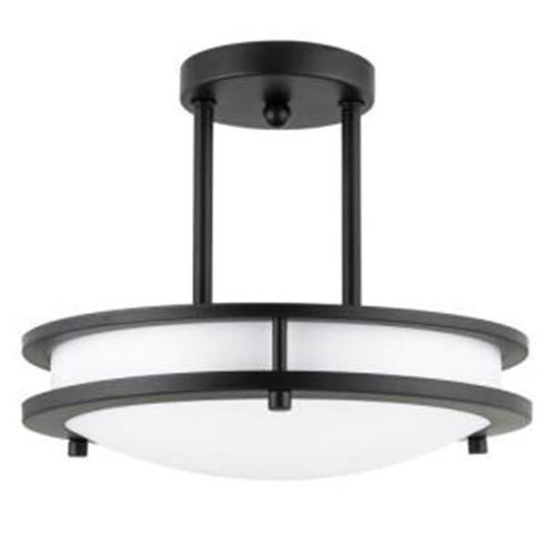Sunlite LED Pendant Semi Flush Mount Ceiling Fixture
