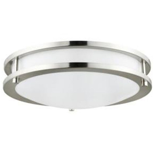 Sunlite 15-Watt 10 LED Double Band Round Ceiling Fixture