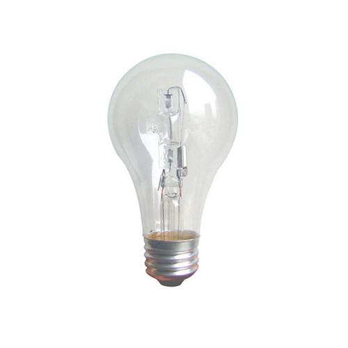 EiKO Halogen A19 53W Clear 120V Lamp