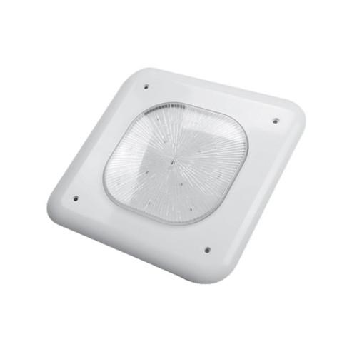 EiKO Slim Square 120 Watt LED Canopy