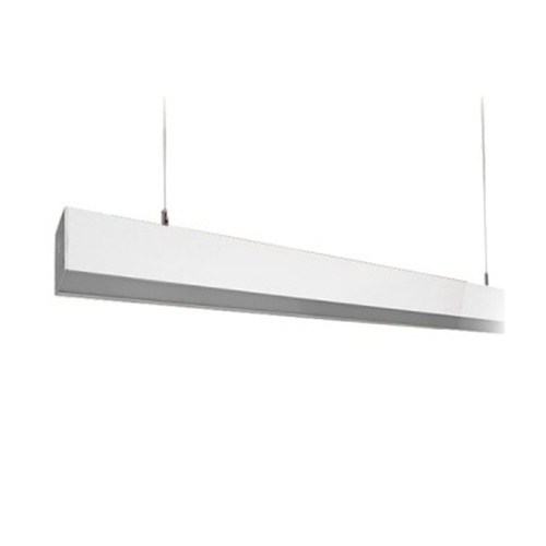 Huron 4-Foot 40W Frosted Lens LED Linear Fixture