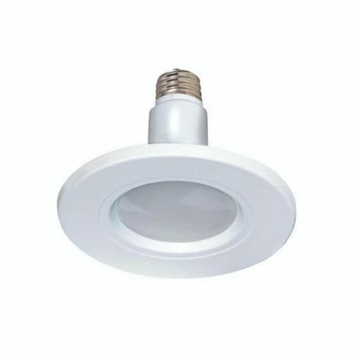 EiKO 4-Inch 8.5W LED Adjustable Neck Downlight Retrofit