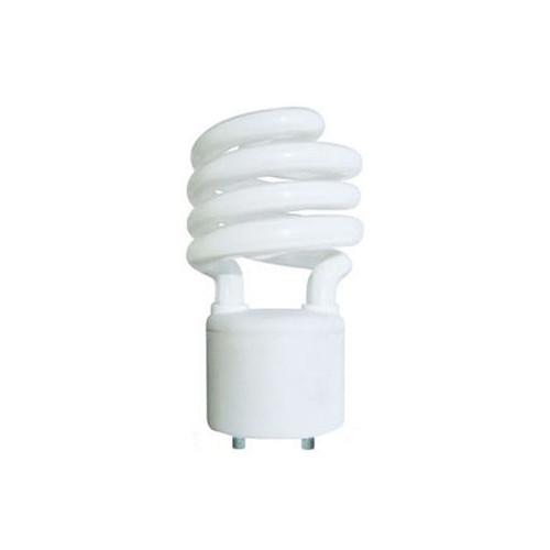 Cyber Tech 18W Mini Spiral GU24 CFL Bulb