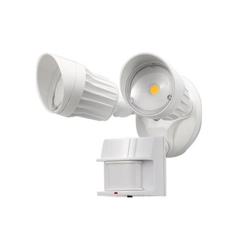 Cyber Tech 20W LED Dual Head Motion Security Lighting