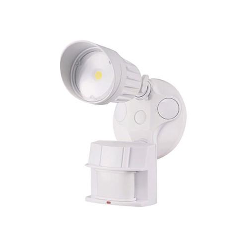 Cyber Tech 10W White Single Head LED Motion Security Lighting