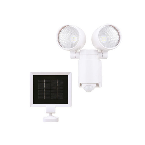 Cyber Tech 6W LED Solar Motion Security Lighting