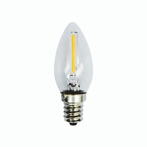 Cyber Tech 1W E12 Candelabra LED Night Lighting Lamp