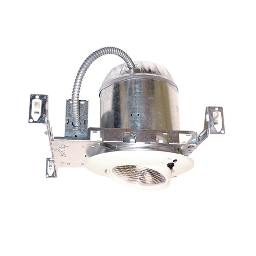 Adjustable Recessed Emergency Down-Light with Gimbal Trim