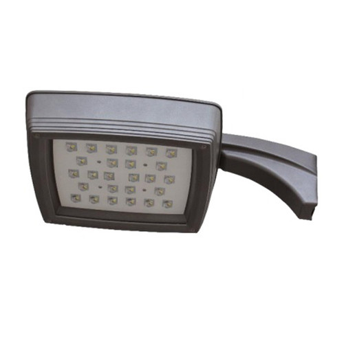 LEDone Square Multi Action LED Area Lighting with Arm Included